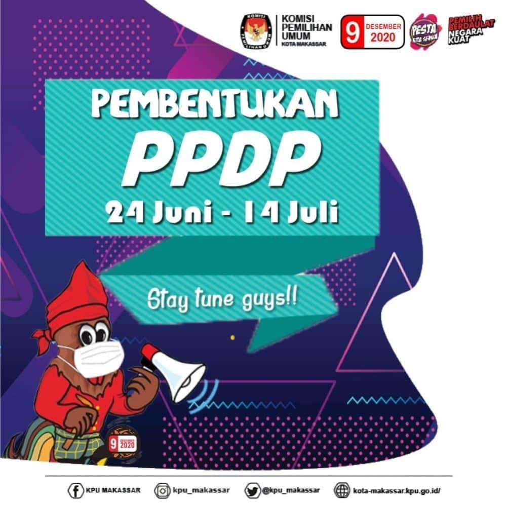kpu makassar rekrut ppdb