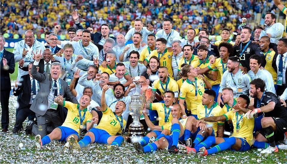 Brasil juara Copa America 2019